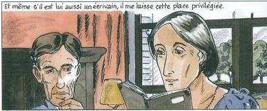 Virginia et Leonard