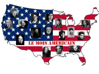 Logo mois américain