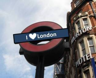 I love London logo