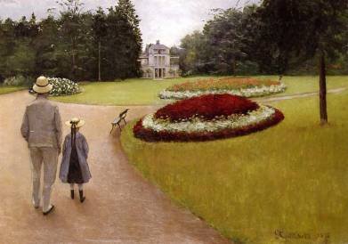 Gustave+Caillebotte+-+The+Park+on+the+Caillebotte+Property+at+Yerres+