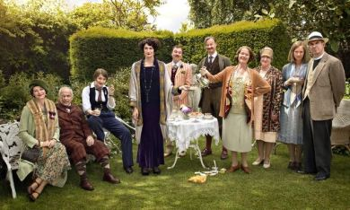Mapp and Lucia … everyone seemed genuinely, infectiously pleased to be there.