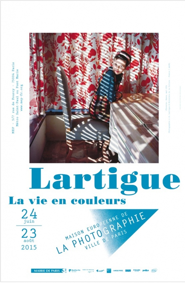 la vie en couleurs jacques henri lartigue la mep. Black Bedroom Furniture Sets. Home Design Ideas