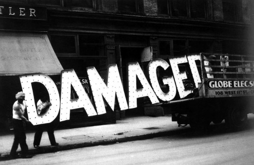 damaged-sign-walker-evans